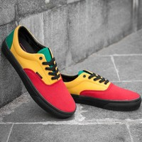 Trendsetter Vans Era Old Skool Canvas Flat Sneakers Sport Shoes