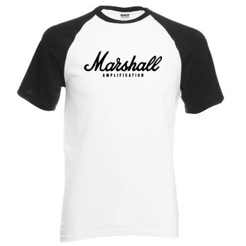 hot sale Rapper Marshall t shirt 2016 newest summer 100% cotton EMINEM raglan tee hip hop streetwear for fans hipster men S-2XL