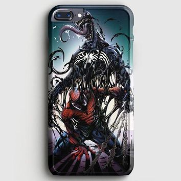 Spiderman Logo iPhone 8 Plus Case