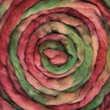 Cleaned & Carded Alpaca Roving Fleece