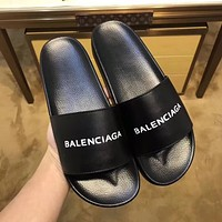 Boys & Men Balenciaga Fashion Casual Slipper Shoes