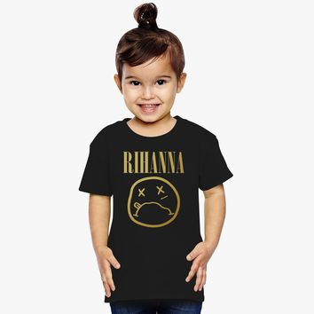 Nirvana By Rihanna Toddler T-shirt