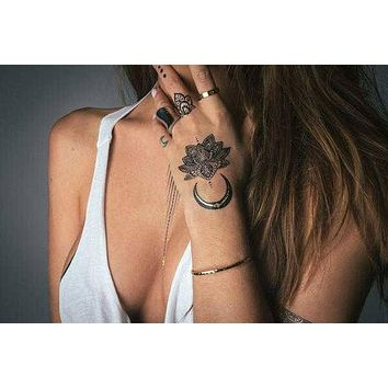 Onyx Goddess Collection | Black Tattoos Variety Set