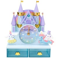 Buy Sanrio Cinnamoroll Fancy Castle Clock with Storage Drawers at ARTBOX