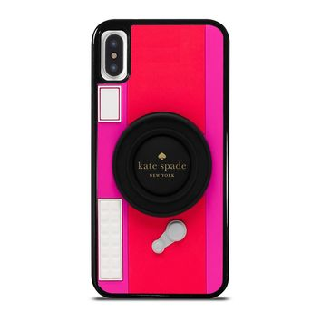 KATE SPADE NEW YORK CAMERA iPhone X / XS case