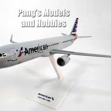 Airbus A321-200 (A321) American Airlines 1/200 by Flight Miniatures