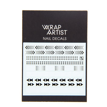 Wrap Artist Nail Decals - Get Graphic