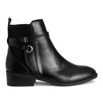 H&M Ankle Boots $49.99
