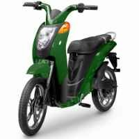 Jetson Lithium Ion Powered Eco-Friendly Electric Bike - Yellow