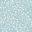 Removable Wallpaper - Budding Trees