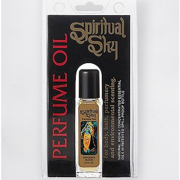 Spiritual Sky Carded Perfume Oil - Dragon's Blood - Spencer's