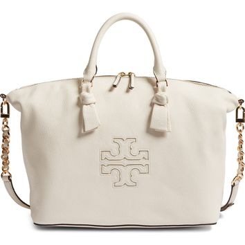 Tory Burch Harper Slouchy Leather Satchel | Nordstrom