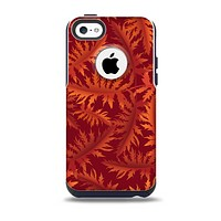 Vector Fall Red Branches Skin for the iPhone 5c OtterBox Commuter Case