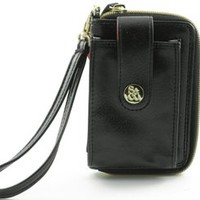 Style & Co. Cell / Smart Phone Wristlet w/ Zip Around Wallet Special Sale MSRP: $32 !