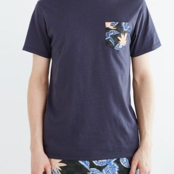 Vans Checker Floral Pocket Tee
