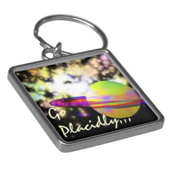 Guardian of the Galaxy DESIDERATA premium keychain