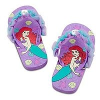Ariel Flip Flops for Girls | Disney Store