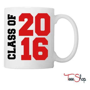 Class of 2016 Coffee & Tea Mug