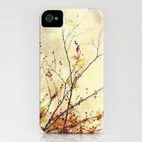 Autumnal Bliss iPhone Case by Laura Ruth | Society6