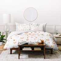 Hello Twiggs Do All Things With Love Duvet Cover