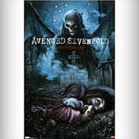 Avenged Sevenfold 'Nightmare' Poster