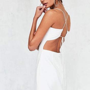 NBD Aria Strappy Back Dress | Urban Outfitters