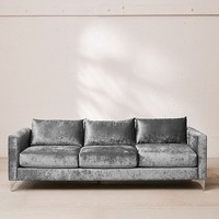 Chamberlin Crushed Velvet Sofa | Urban Outfitters