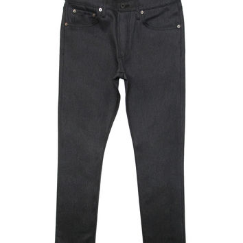 Kennedy Denim Co. - Blue Label Premium Raw Denim (Carbon Black)