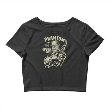 phantom of the opera Crop Top