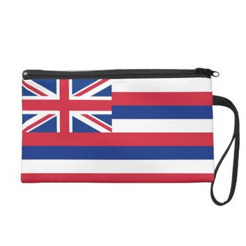 Bagettes Bag with Flag of Hawaii, U.S.A.