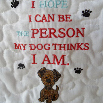 Dog - Gift - Bedding - Blanket - Pet lover - Living room throw - Pallet - Mothers day - Fathers day - Animal