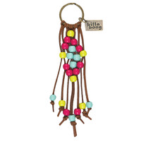 Billabong Women's Lockey One Keychain Desert Brown One