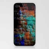 Not another brick in the wall iPhone & iPod Skin by Sreetama Ray | Society6