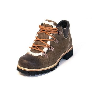 Timberland Alpine Waterproof Hiker - Dark Oily