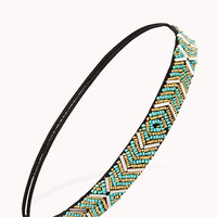 Eclectic Beaded Headband
