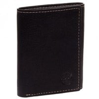 Timberland Genuine Leather Blix Slimfold Trifold Wallet