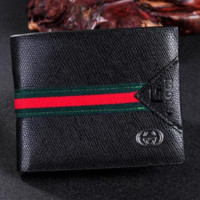 GUCCI hot selling fashion men's business wallet multi-card high quality multi-function wallet
