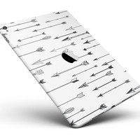 "Hipster Arrow Pattern Full Body Skin for the iPad Pro (12.9"" or 9.7"" available)"