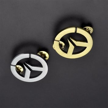 Overwatch Logo Alloy Pin