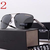 Perfect Porsche Women Fashion Summer Sun Shades Eyeglasses Glasses Sunglasses