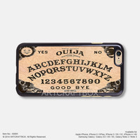 Tabuleiro Ouija SUBROSA BRAND iPhone Case Black Hard case 065