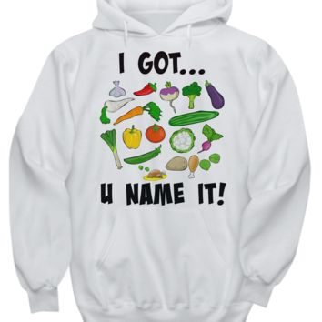 Hoodie - U Name It (Multiple Colors)