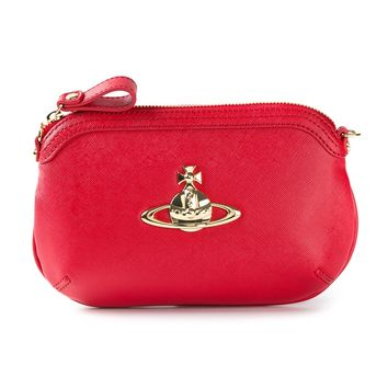 Vivienne Westwood Logo Detail Shoulder Bag