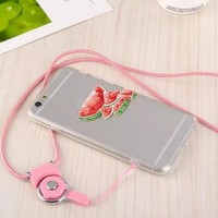 2016 Summer Watermelon iPhone 5s 6 6s Plus Case Cover Gift-111-170928
