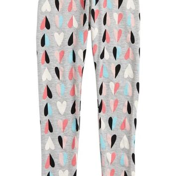 Girls' Leggings & Pants 2T-6X: Stripe, Print & Velvet | Nordstrom