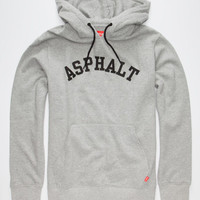 Ayc Breakaway Mens Hoodie Gray  In Sizes
