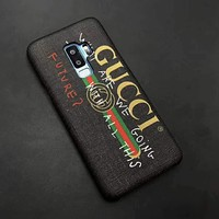 GUCCI Fashion Galaxy Cover Case For S9 S9 plus