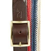 Men's Vineyard Vines Waxed Cord Belt