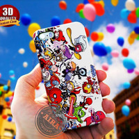 Baby Superhero Marvel Heroes Case for Iphone 4, 4s, Iphone 5, 5s, Iphone 5c, Samsung Galaxy S3, S4, S5, Samsung Galaxy Note 2, Note 3.