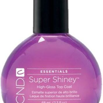 CND - Super Shiney 2.3 oz (Top Coat)